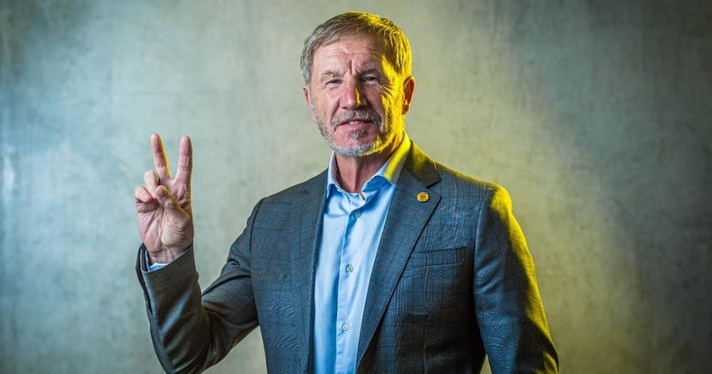 Kaizer Chiefs have officially confirmed coach Stuart Baxter's return to the club. Image: @KaizerChiefs/Twitter