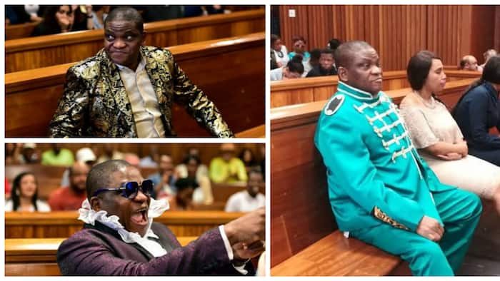 The prison preacher: Timpothy Omotoso shares God's word from jail cells