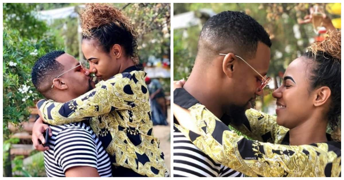 Uzalo's hunky Kay Sibiya shows off his new bae with lovely snaps