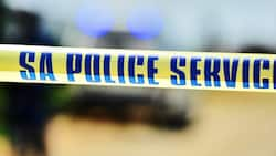 Police on the hunt for suspected cop killers following the death of a 58-year-old officer