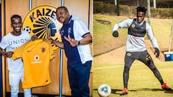 Chiefs announce the departure of Kabelo Mahlasela after 2-year spell