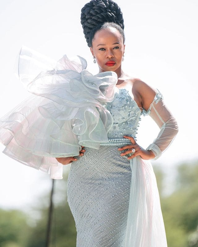 Lindiwe from The River