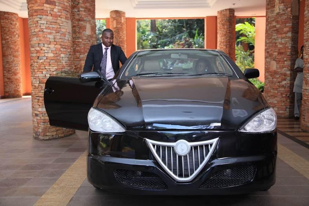 Super cars made in Uganda
