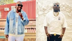 DJ Maphorisa boasts about lit performance in Dubai, claiming he is raking in some serious green