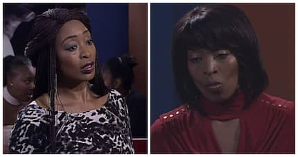 Enraged community members almost ended Nina and Dlangamandla's lives