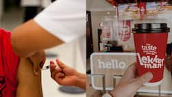 Wimpy to offer free coffee to those who show proof of vaccination