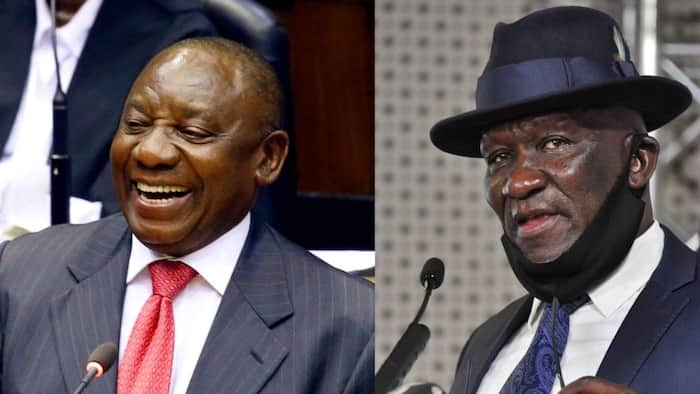 National Freedom Party calls for Ramaphosa and Cele's resignation