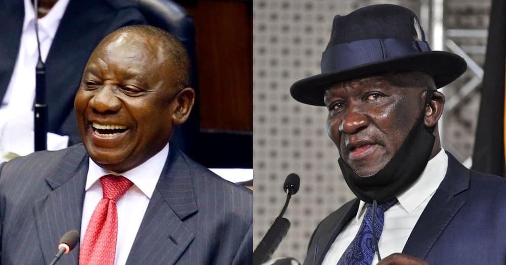 NFP, resignation, Bheki Cele, Cyril Ramaphosa, civil unrest