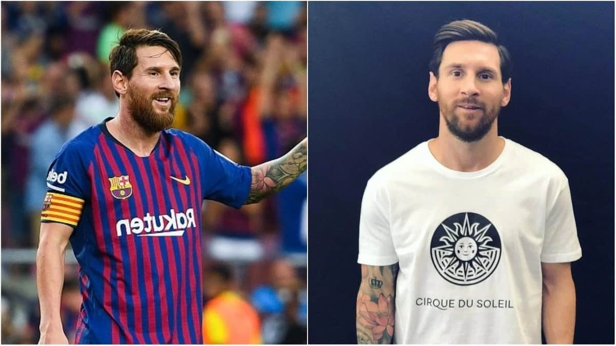 Messi announces new show with circus entertainers based on his life's achievements