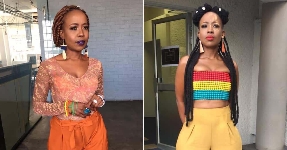 Ntsiki Mazwai at it again, throws major shade at Somizi