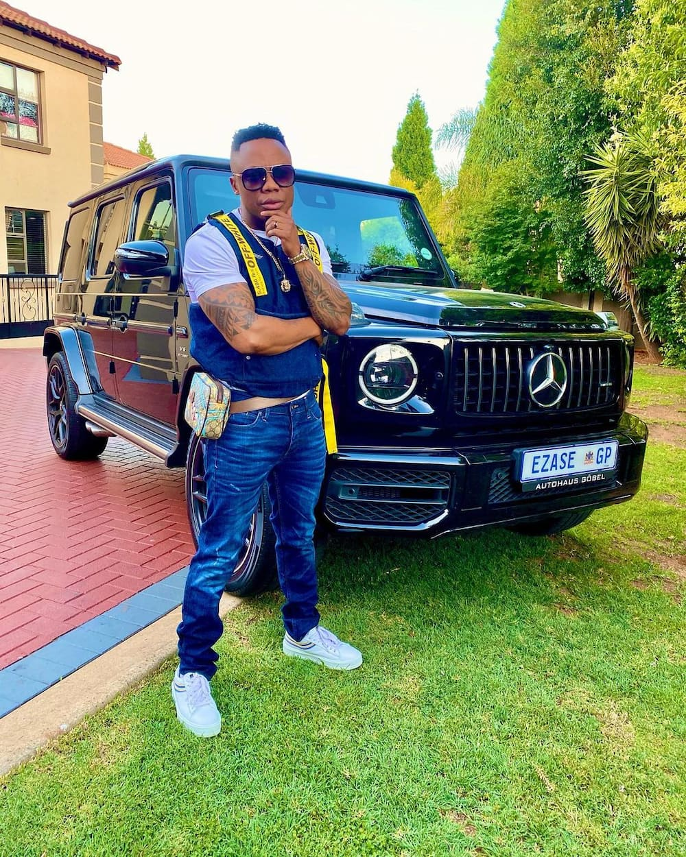 richest music producers in south africa