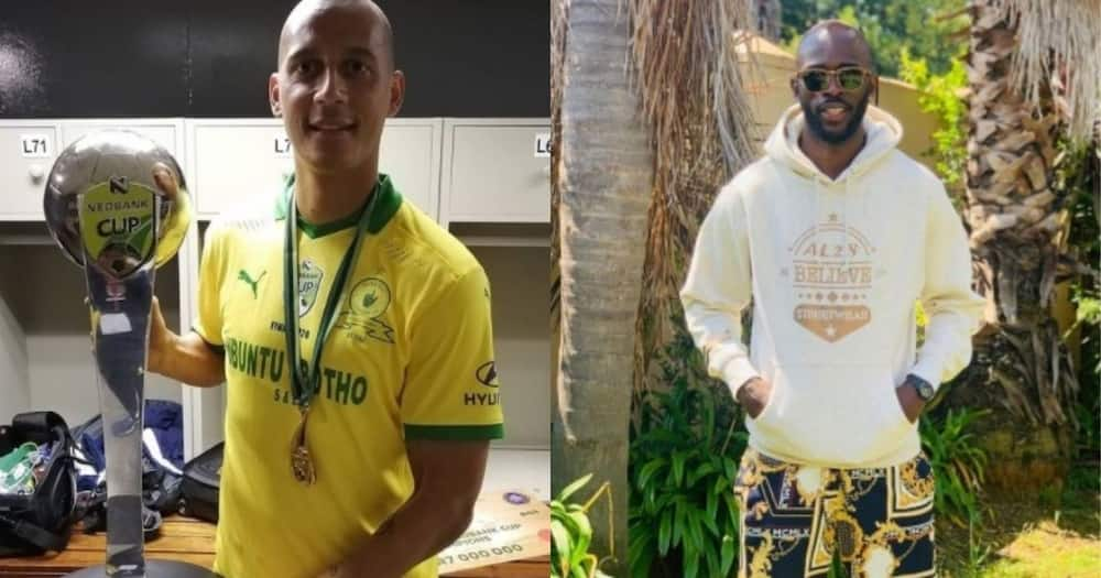 IA: Arendse, Laffor exit confirmed by sundowns