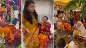 Video of groom operating laptop on his big day causes massive stir online