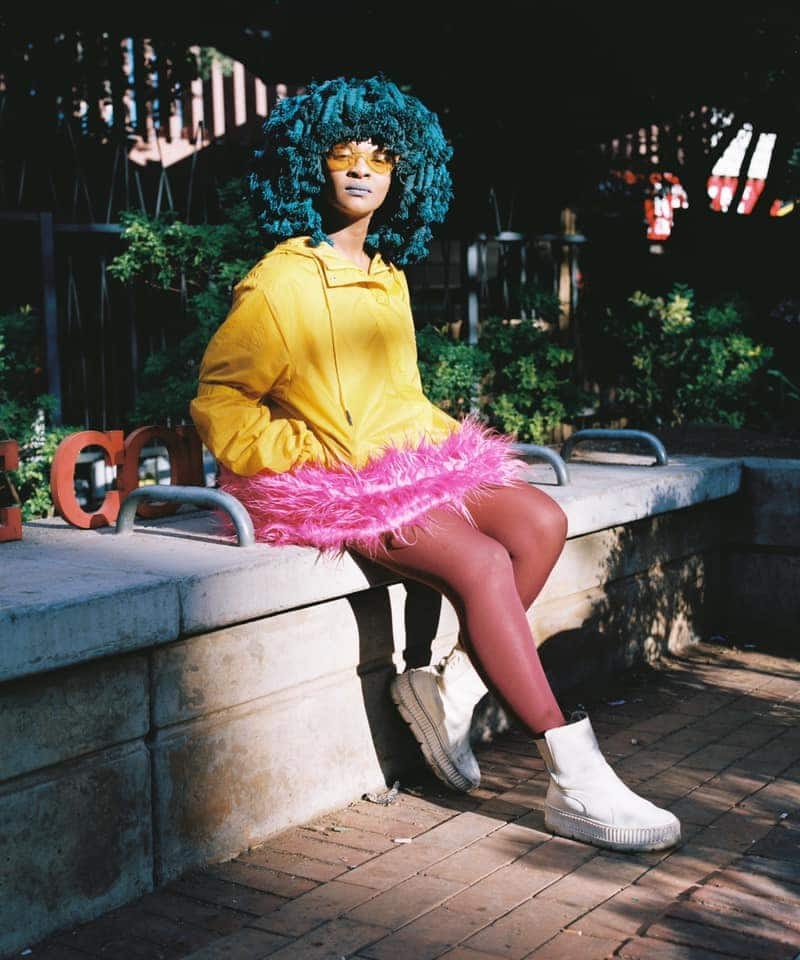 Moonchild Sanelly biography: age, daughter, songs and pictures