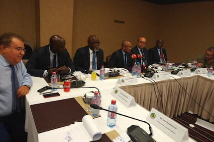 CAF strip Cameroon of 2019 AFCON hosting rights following meeting