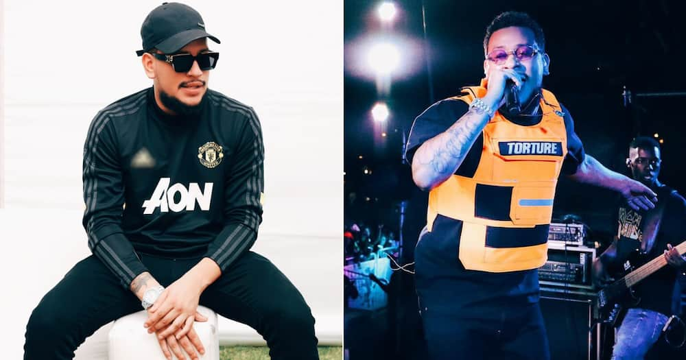 AKA urges fans to concentrate on voting for Video of the Year for SAMAs