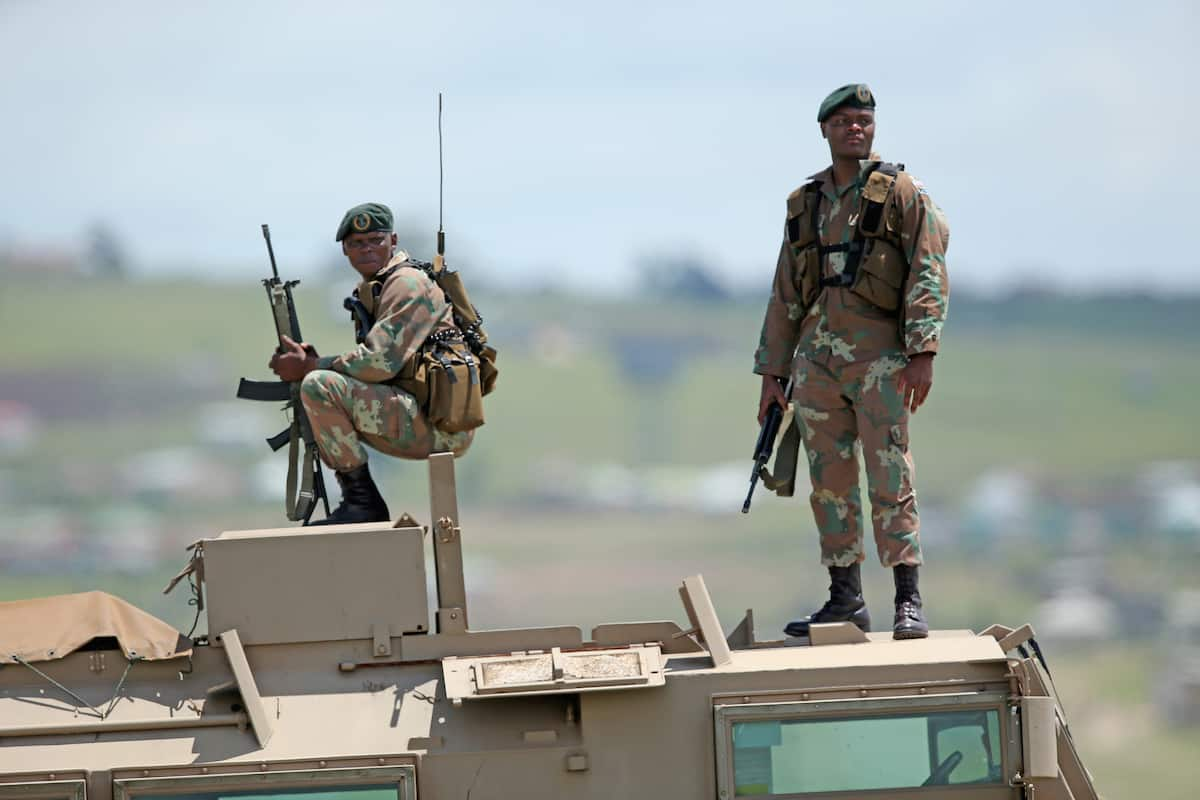 SANDF needs R50bn or it cant defend South Africa properly