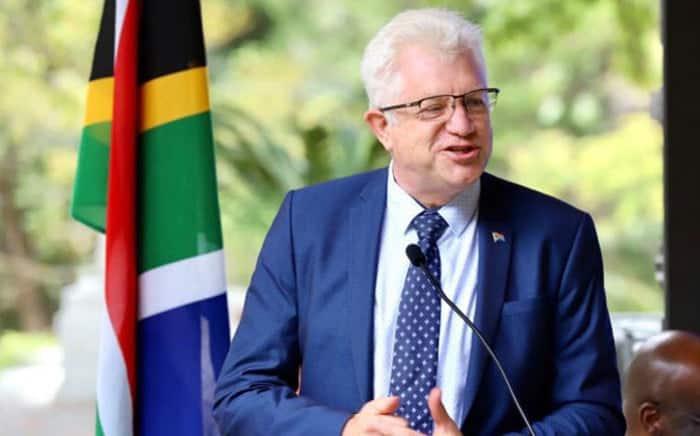 Alan Winde Western Cape Premier