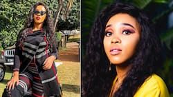 Fans big-up Sbahle Mpisane for big win in scoring new endorsement deal
