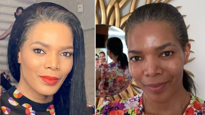 """Connie Ferguson speaks to her late mother 8 years after passing: """"I am because you were"""""""