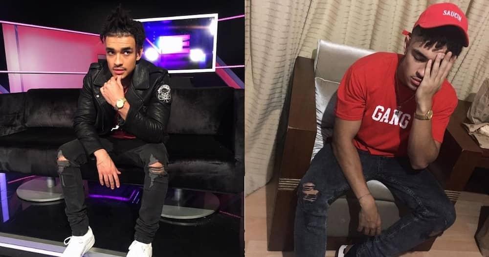 Shane Eagle reveals his favourite Mzansi rapper, his fans agree