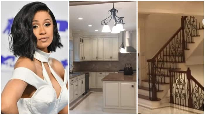 Cardi B makes dreams come true by blessing mom with new home
