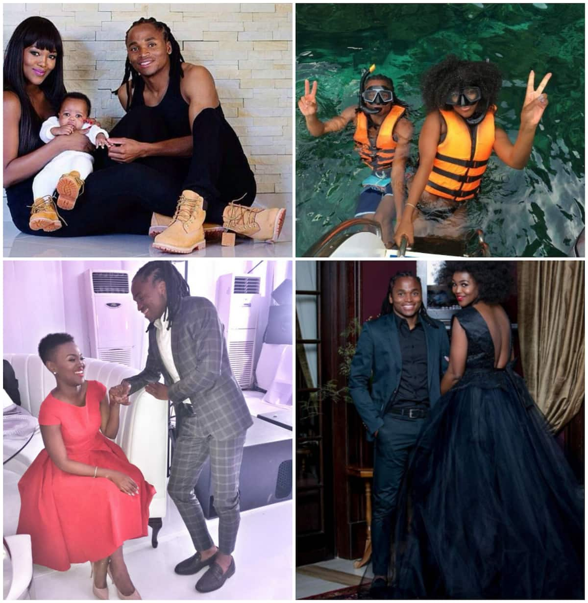 who is dating who in mzansi celebrities