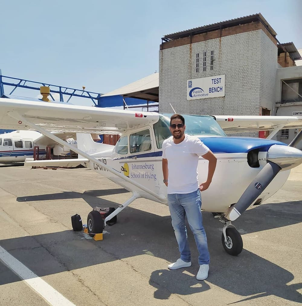 aviation schools in South Africa