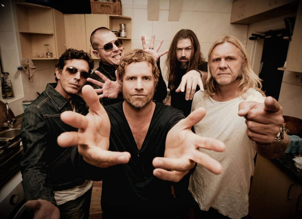 South African rock bands