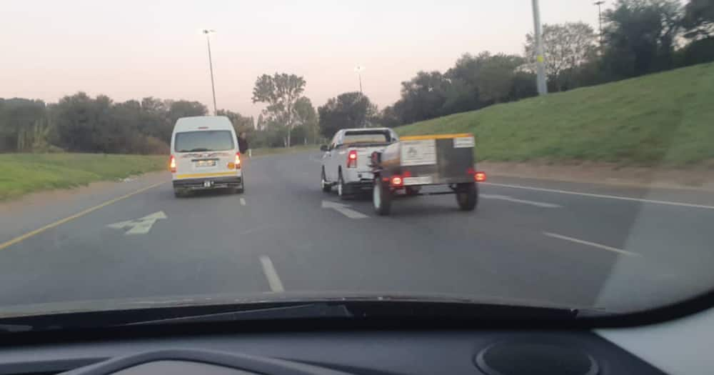 PTA Woman Allegedly Kidnapped, Horrific Incident Caught on Camera