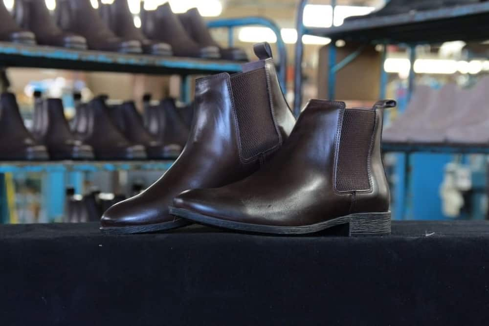 mens leather boots South Africa.