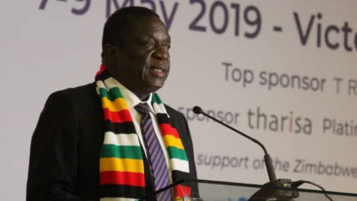 Covid-19: Zimbabwe will go into lockdown on Monday to combat virus