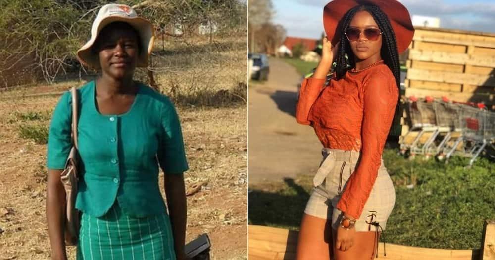 Stunning, Woman, Glow, Mzansi, Impressed