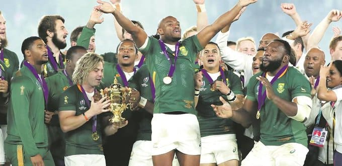 South African rugby players playing overseas