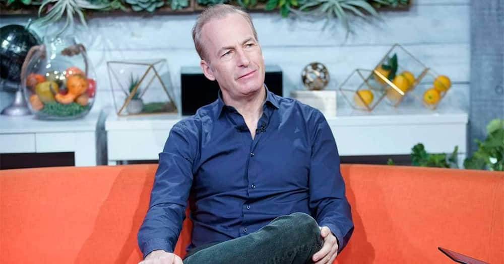 Actor Bob Odenkirk collapsed on set.