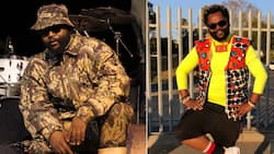 Hard knock life: Sjava admits it's difficult being famous, fans have their say