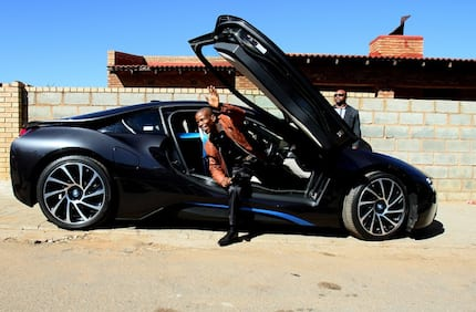 A look at Pastor Mboro's luxury lifestyle which includes a R2 million BMW