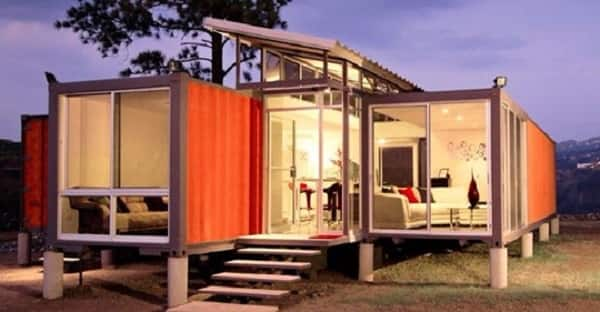 The best container homes South Africa