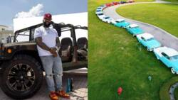 Rick Ross finally gets driver's licence, can now legally drive his collection of over 100 cars