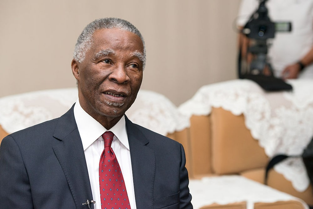 Today in history: SA parliament accepts Mbeki's decision to resign