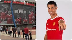 Cristiano Ronaldo sends warning to Man City, Chelsea, Liverpool, reveals why he joined Man United