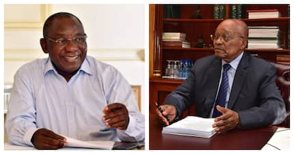 Group calls on ANC, Ramaphosa to aid Zuma in legal fee payments