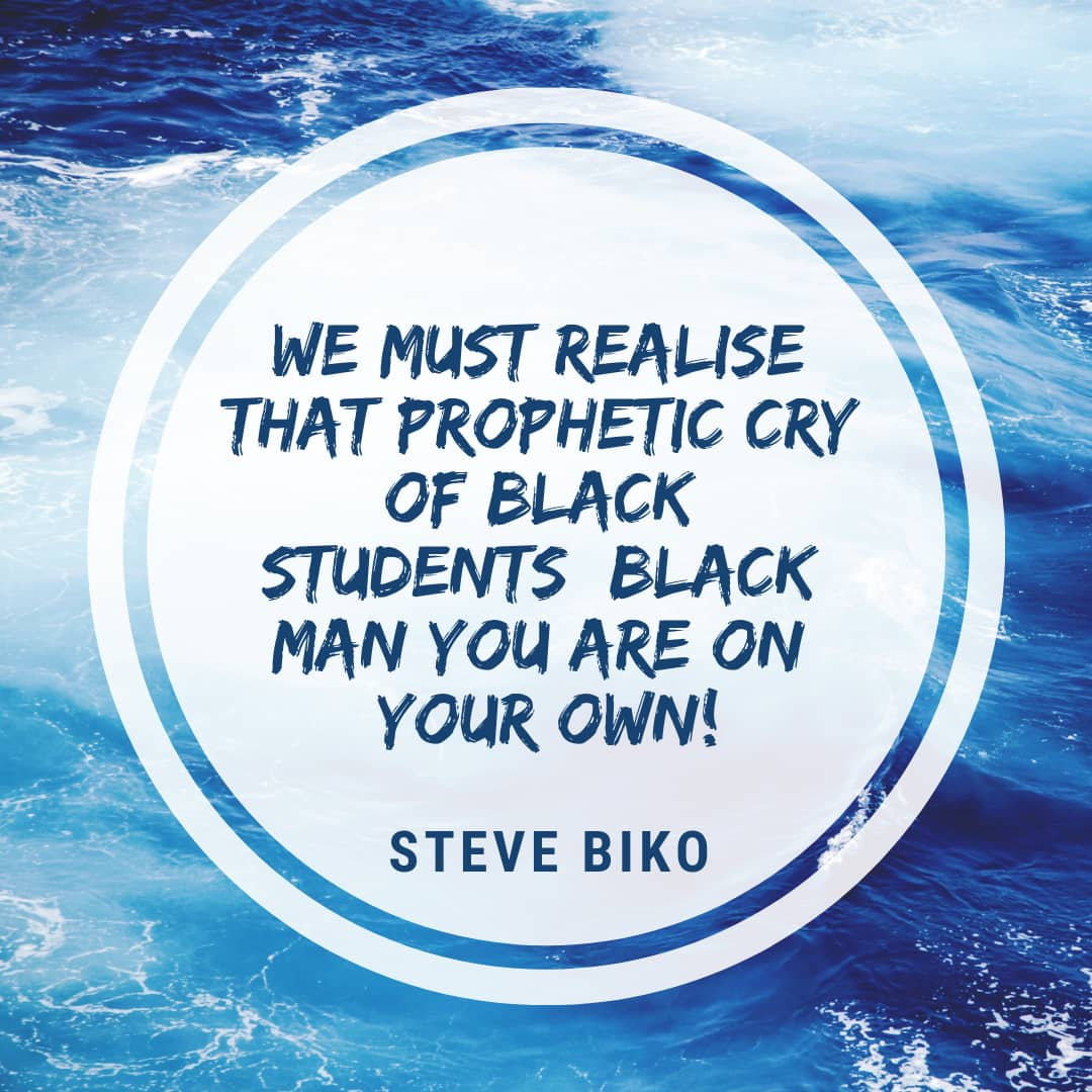 Steve Biko quotes on education