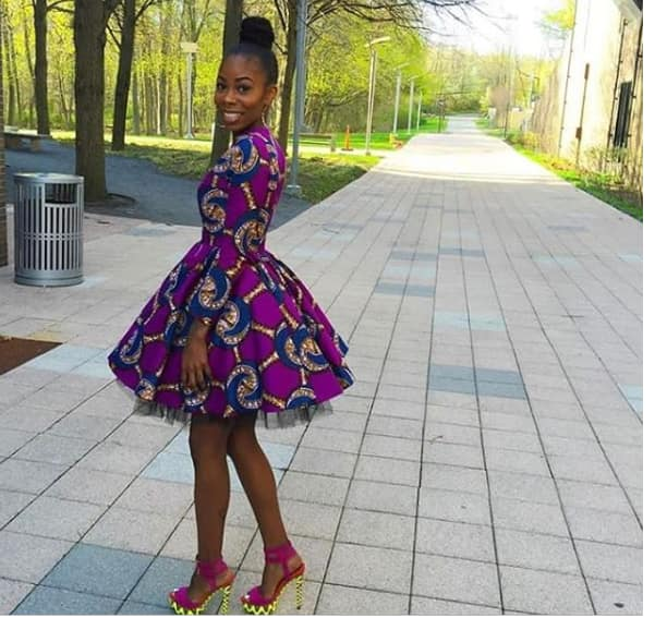 60 African Dresses For Business And Casual Wear