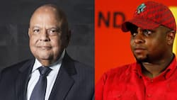 EFF to open corruption case against Pravin Gordhan, SA divided