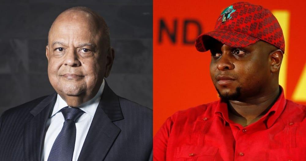 EFF to open corruption case against Minister Pravin Gordhan