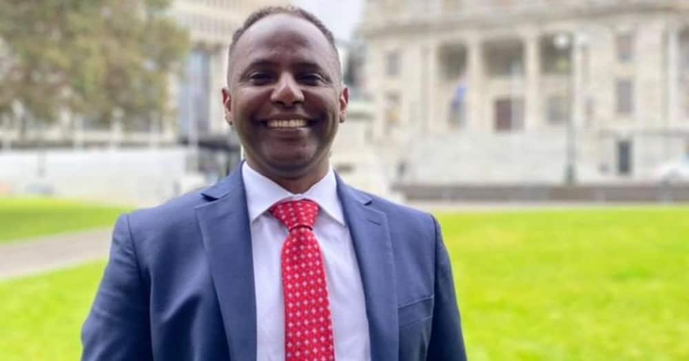 Ibrahim Omer: Man who worked as cleaner becomes first African MP in New Zealand