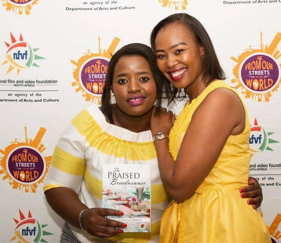Stella Ndabeni-Abrahams age, husband, wedding, qualifications, party, burning house and contact details
