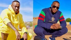"""Jub Jub's 'Uyajola 9/9' trends again: """"It's the bodyguard's wig flying off for me"""""""