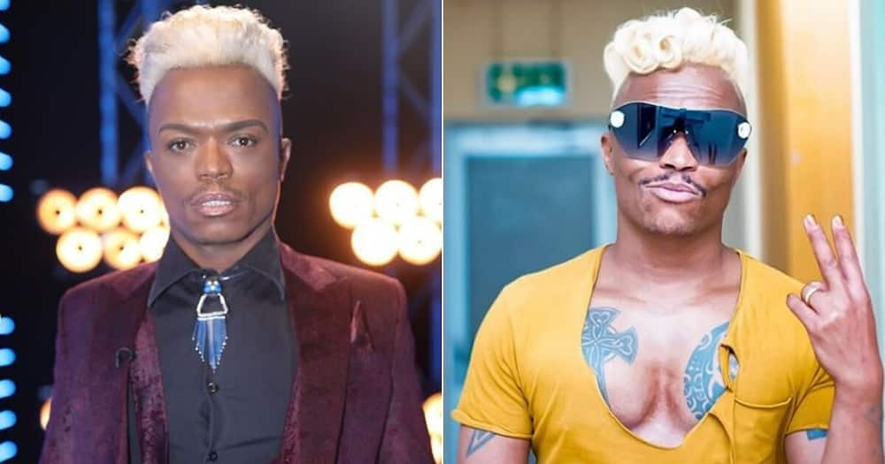 Haibo: Somizi would not end relationship because of cheating